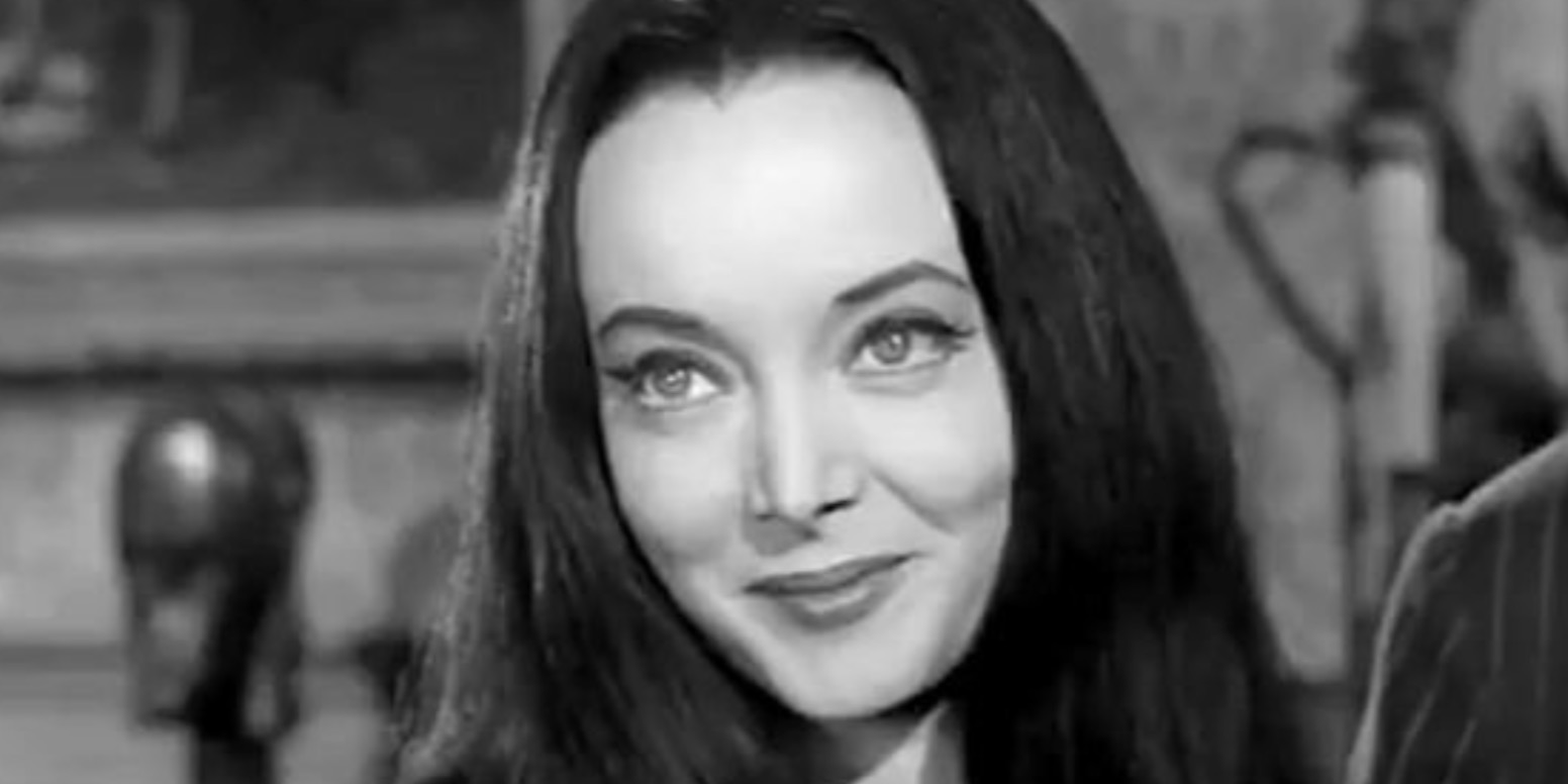 60s tv actress, tv, The Addams Family