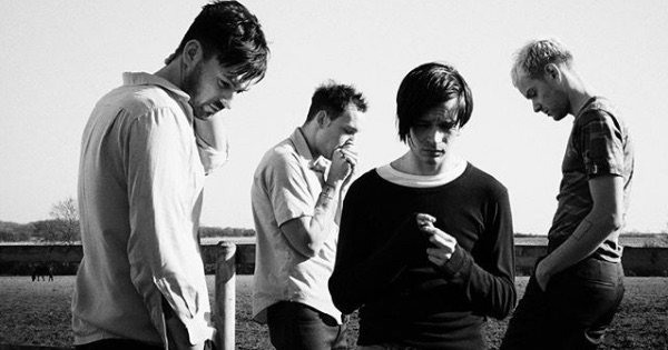 the 1975 band black and white