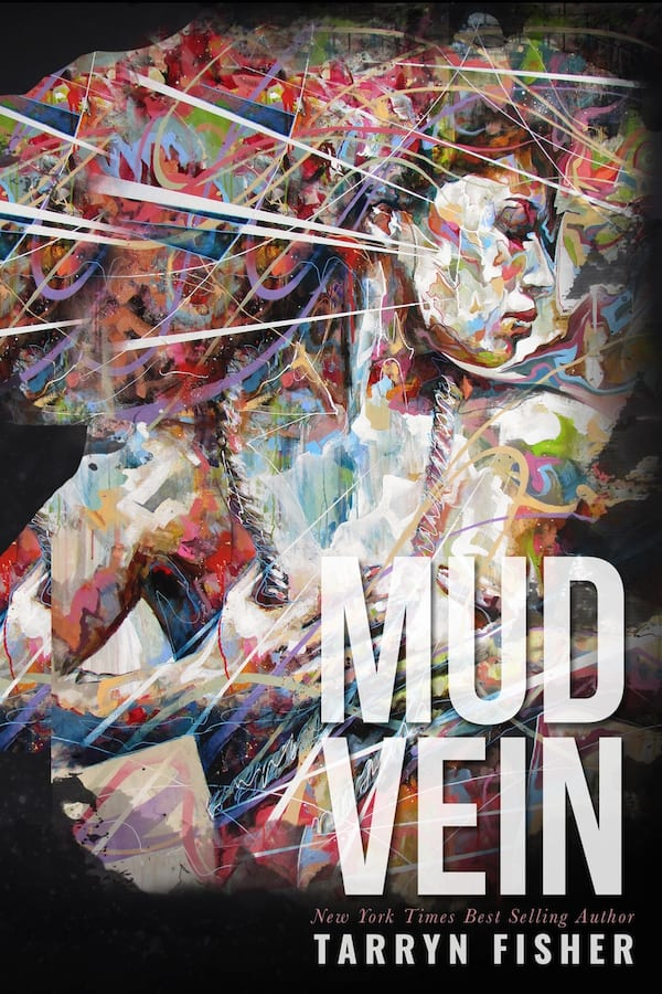Romance Novels About Writers, cover of Mud Vein by Tarryn fisher, books