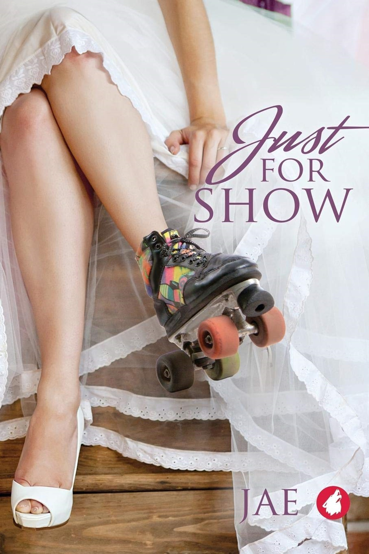 Fake Relationship Romance Novels, cover of Just For Show by Jae, books