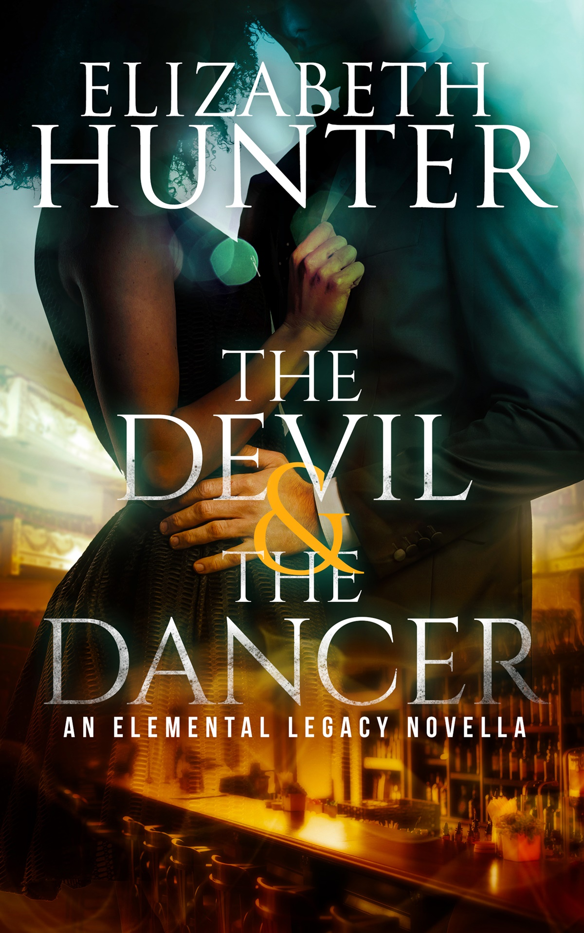 Paranormal Romance Novels, book cover of The Devil and the Dancer by Elizabeth Hunter, books