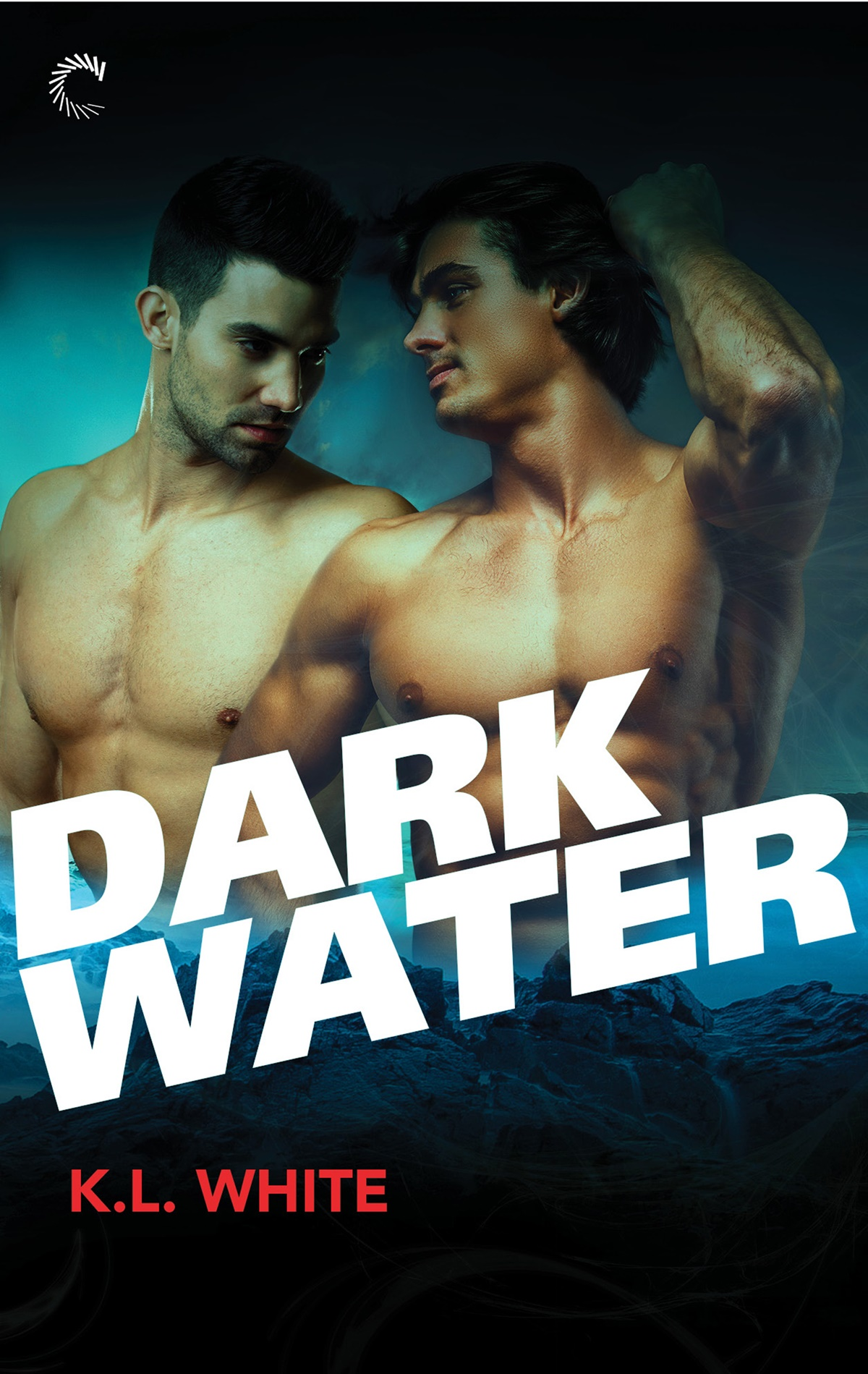Paranormal Romance Novels, cover of Dark Waters by K.L. White, books