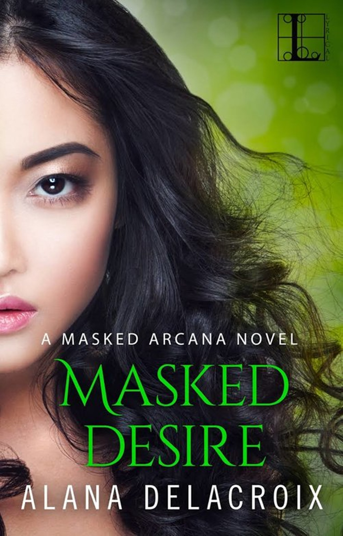 Paranormal Romance Novels, cover of Masked Desire by Alana Delacroix, books