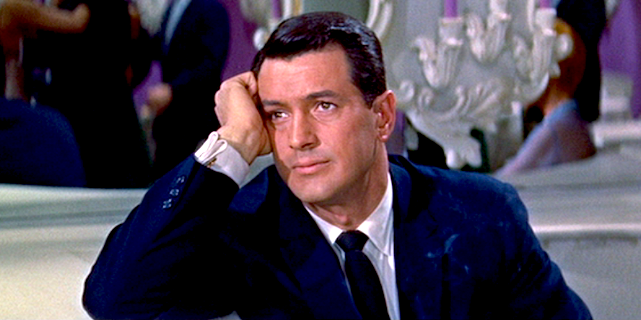 movies, celebs, pillow talk, 1959, Rock Hudson, AMC