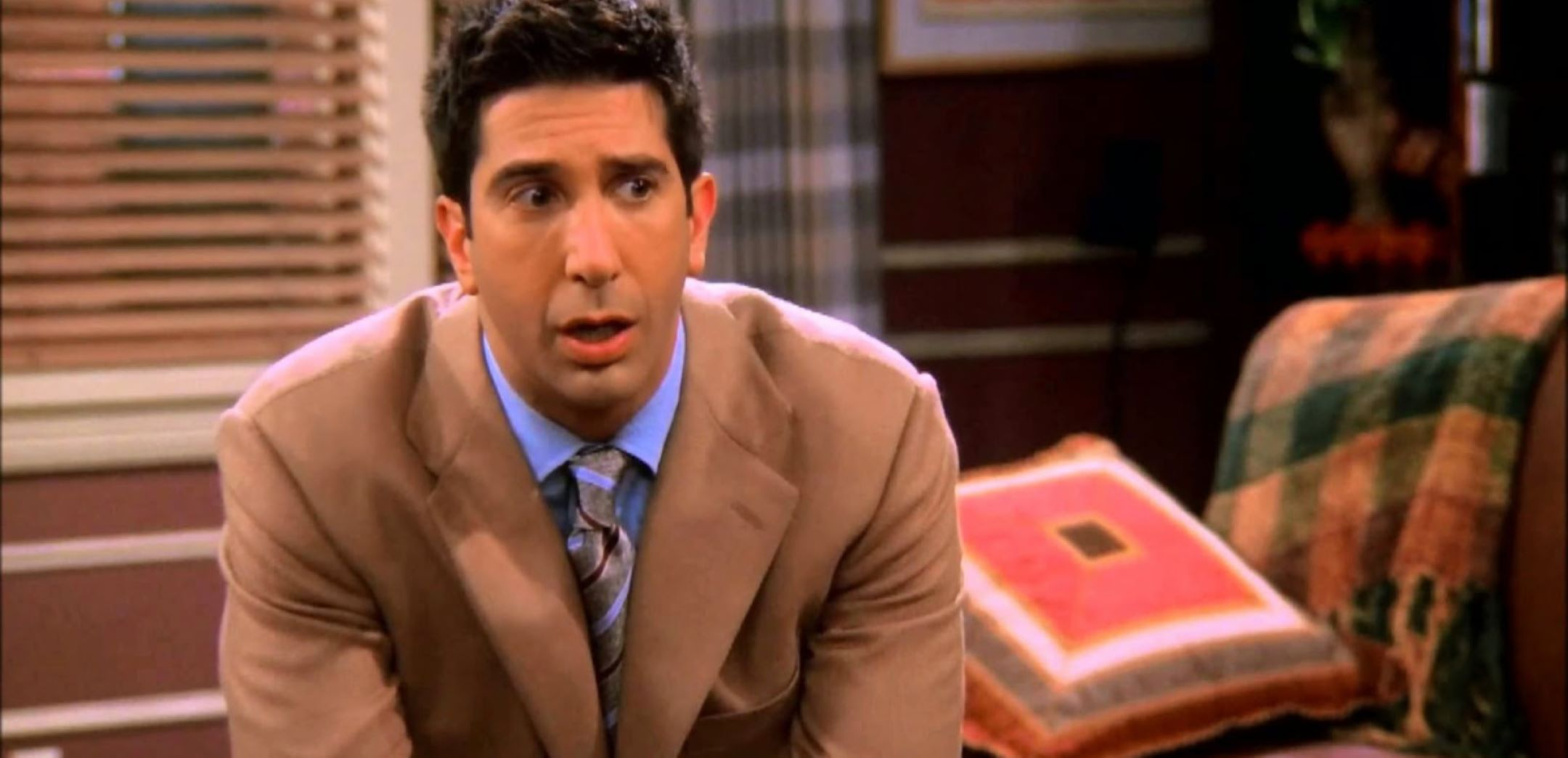ross geller, Friends