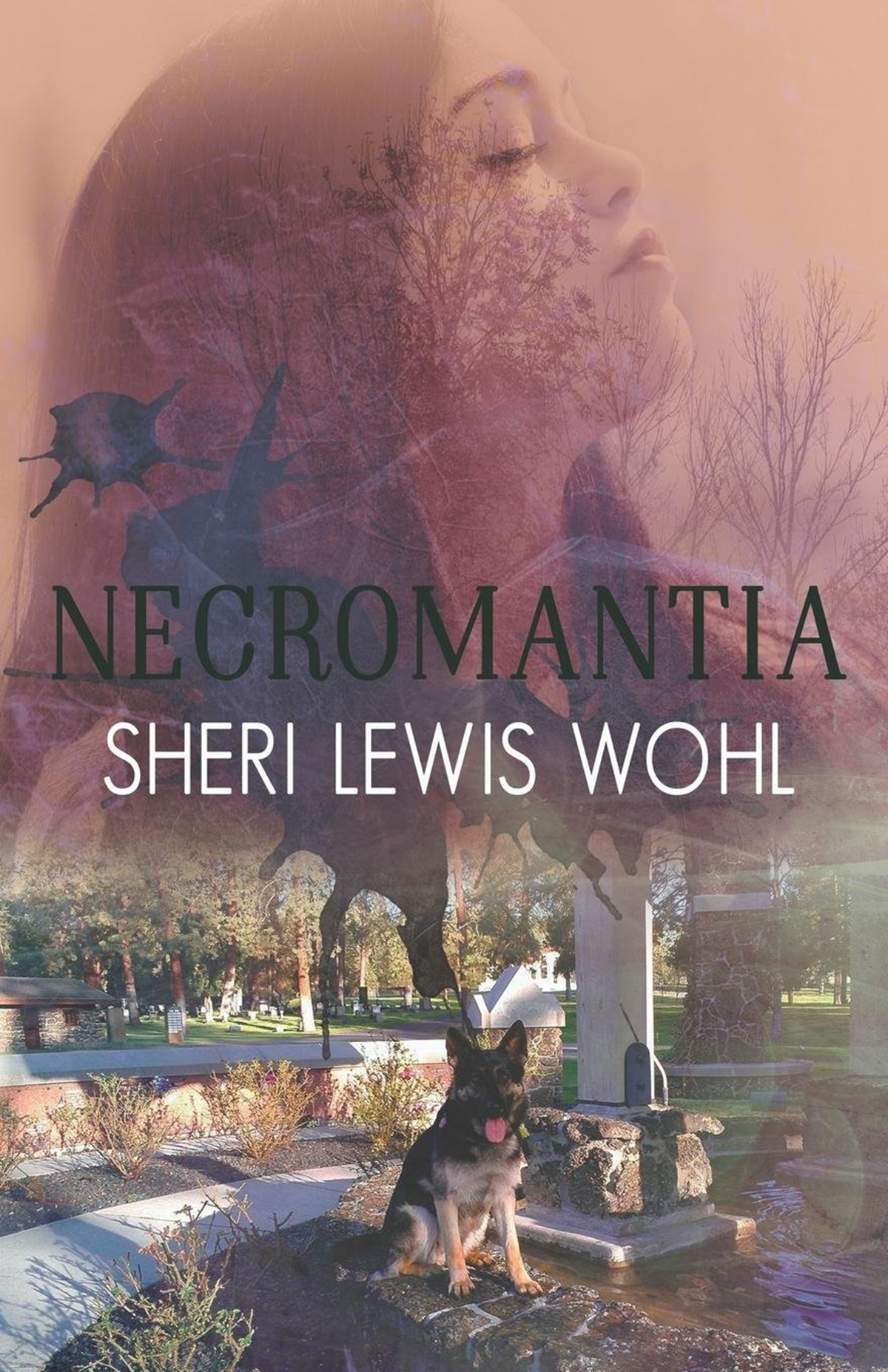 Dog Romance Novels, cover of Necromantia by Sheri Lewis Wohl, books