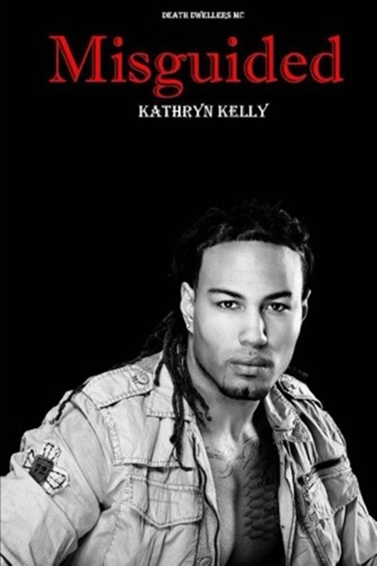 Biker Romance Novels, cover of Misguided by Kathryn Kelly, books