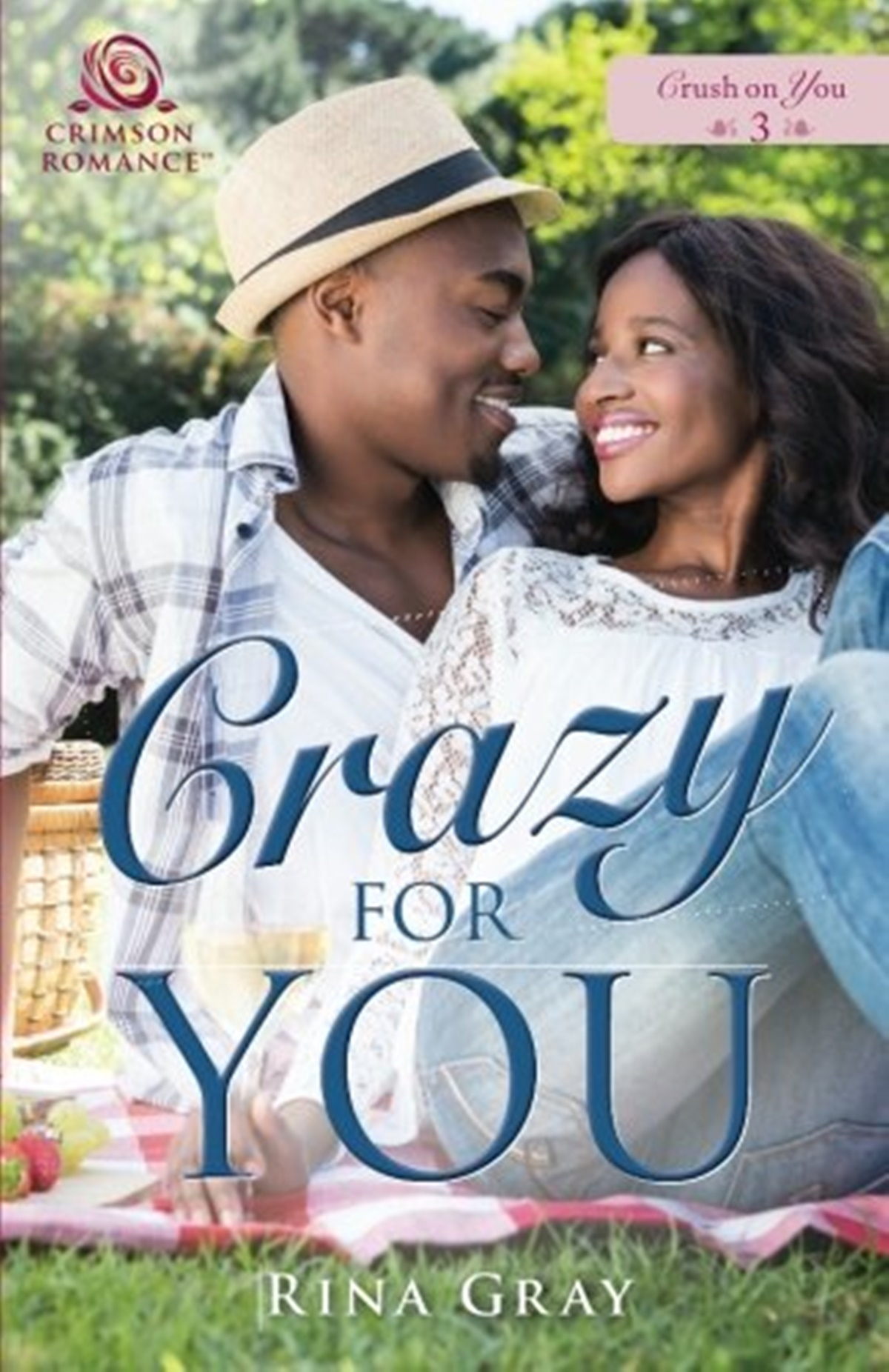 Baseball Romance Novels, cover of Crazy For You by Rina Gray, books