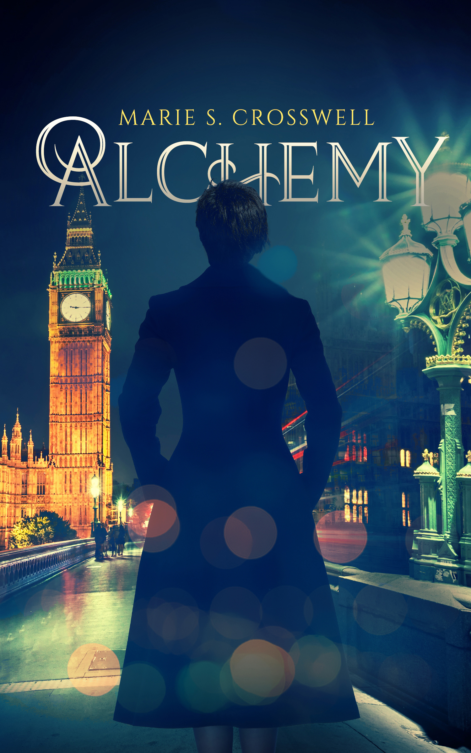 Mystery Romance Novels, cover of Alchemy by Marie S. Crosswell, books