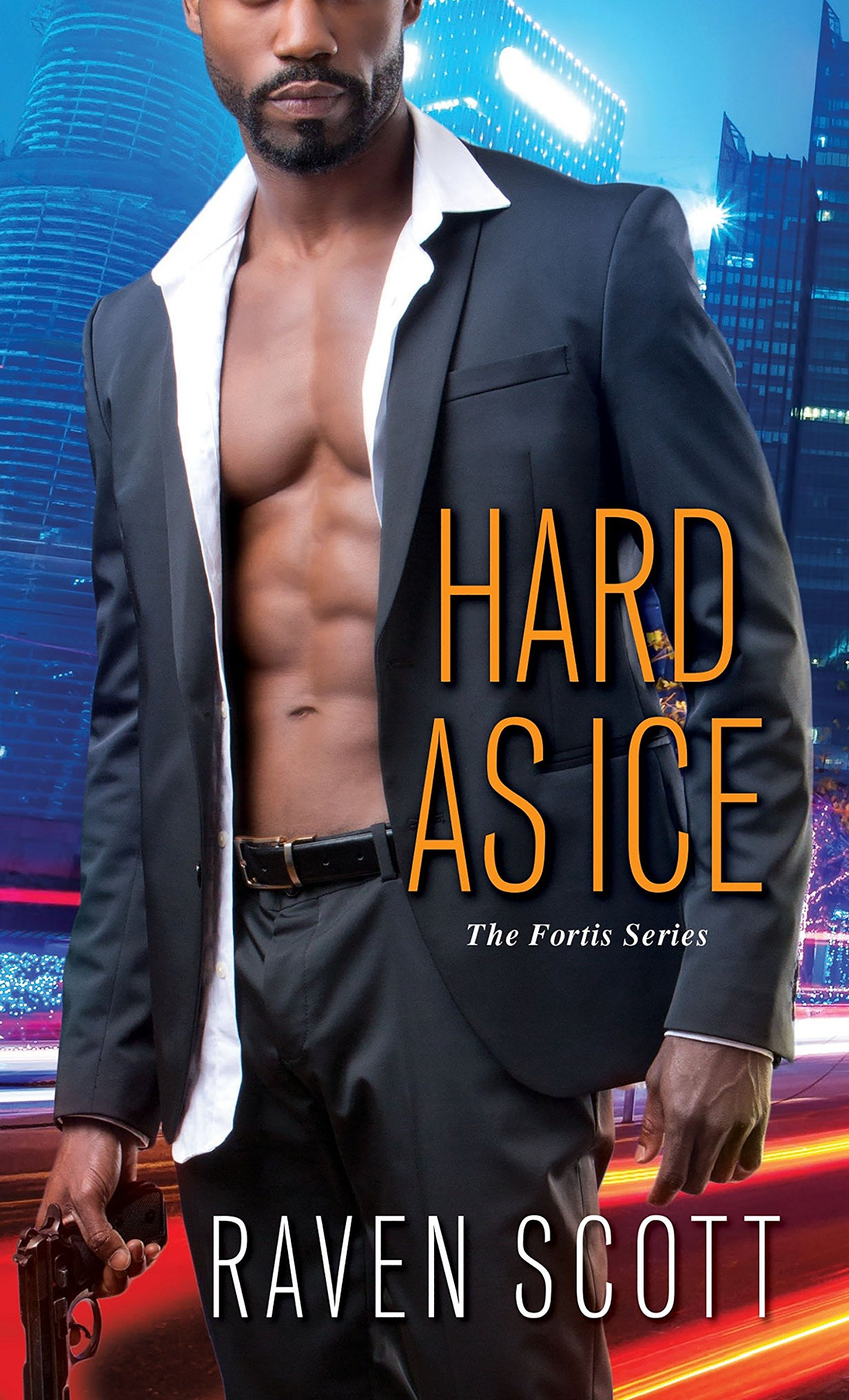 Mystery Romance Novels, cover of Hard As Ice by Raven Scott, books
