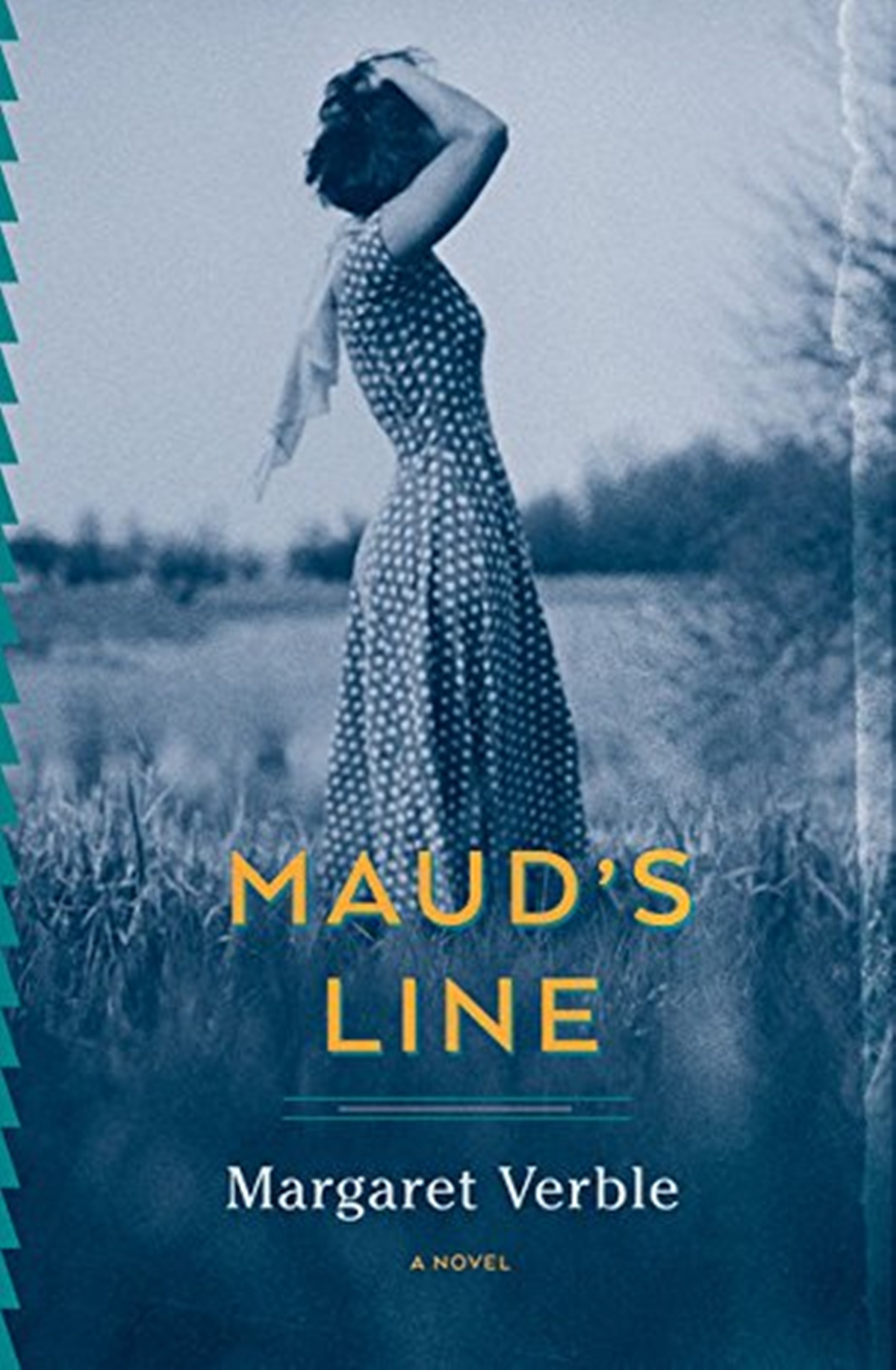 Native American Romance Novels, cover of Maud's Line by Margaret Verble, books