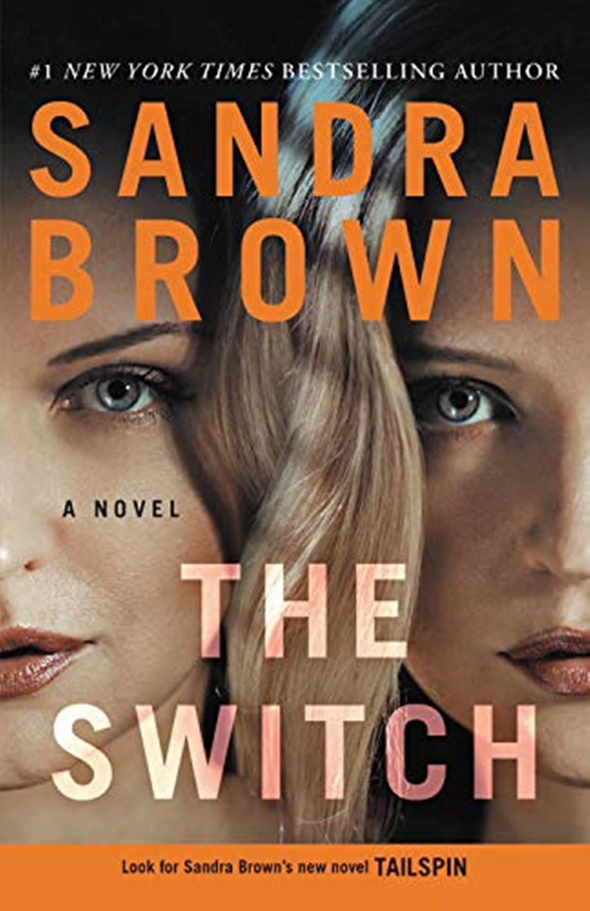 Sandra Brown Books, cover of The Switch by Sandra Brown, books