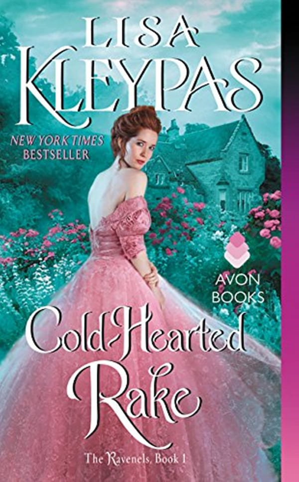 Historical Romance Novels, cover of Cold-Hearted Rake by Lisa Kleypas, books