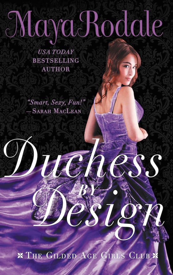 Historical Romance Novels, cover of Duches by Design by Maya Rodale, books