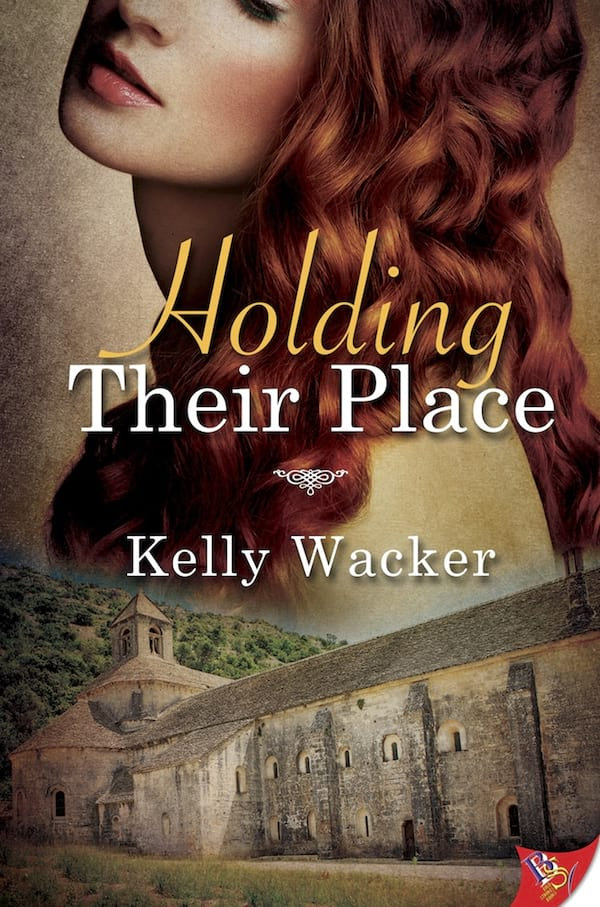 Historical Romance Novels, cover of Holding Their Place by Kelly Wacker, books