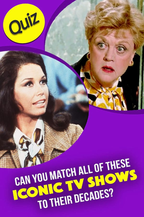 Quiz: Can You Match All Of These Iconic TV Shows To Their