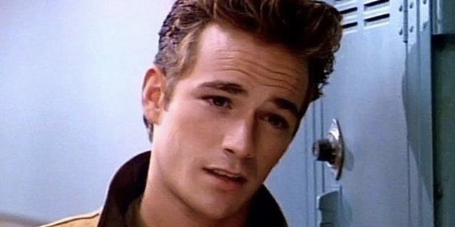 Luke Perry, beverly hills 90210, 90s male icon