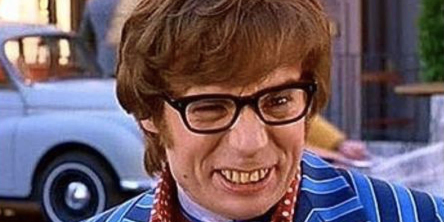 mike myers, Austin Powers, 90s male icon