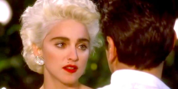 madonna, Who's That Girl?, 80s female icon, 80s