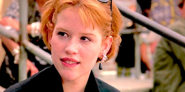 80s female icon, 80s, molly ringwald, Pretty in Pink