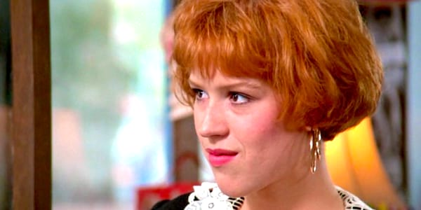 molly ringwald, Pretty in Pink, 80s female icon, 80s