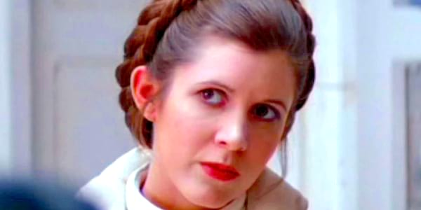 80s female icon, 80s, carrie fisher, star wars