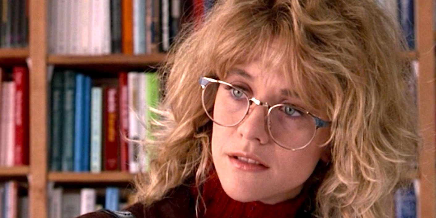 Meg Ryan, When Harry Met Sally, 80s female icon, 80s