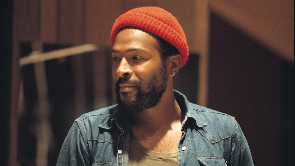 Music, celebs, marvin gaye, music video, calypso blues, vevo