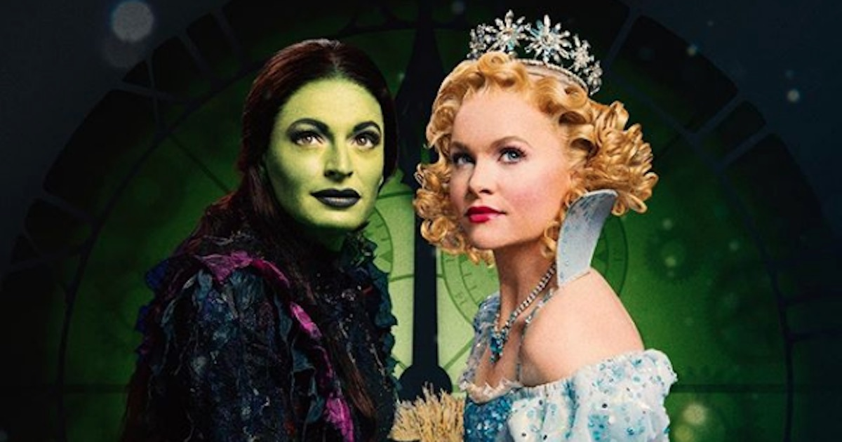 wicked witch and good witch theater play musical