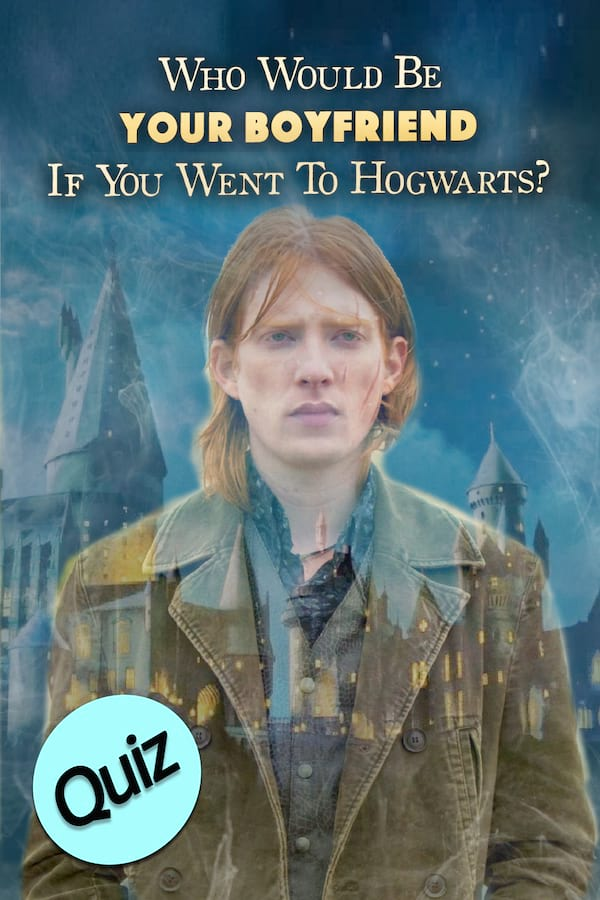 Harry Potter Quiz: Who Would Be Your Boyfriend If You Went To
