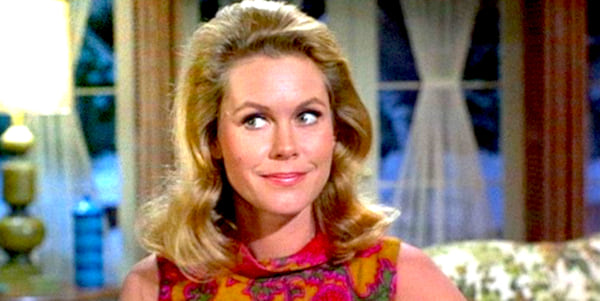 tv, bewitched, 60s, elizabeth montgomery as samantha, AMC