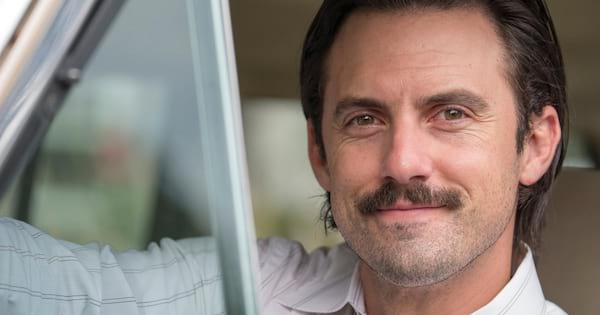Milo Ventimiglia as Jack Pearson in 'This Is Us'