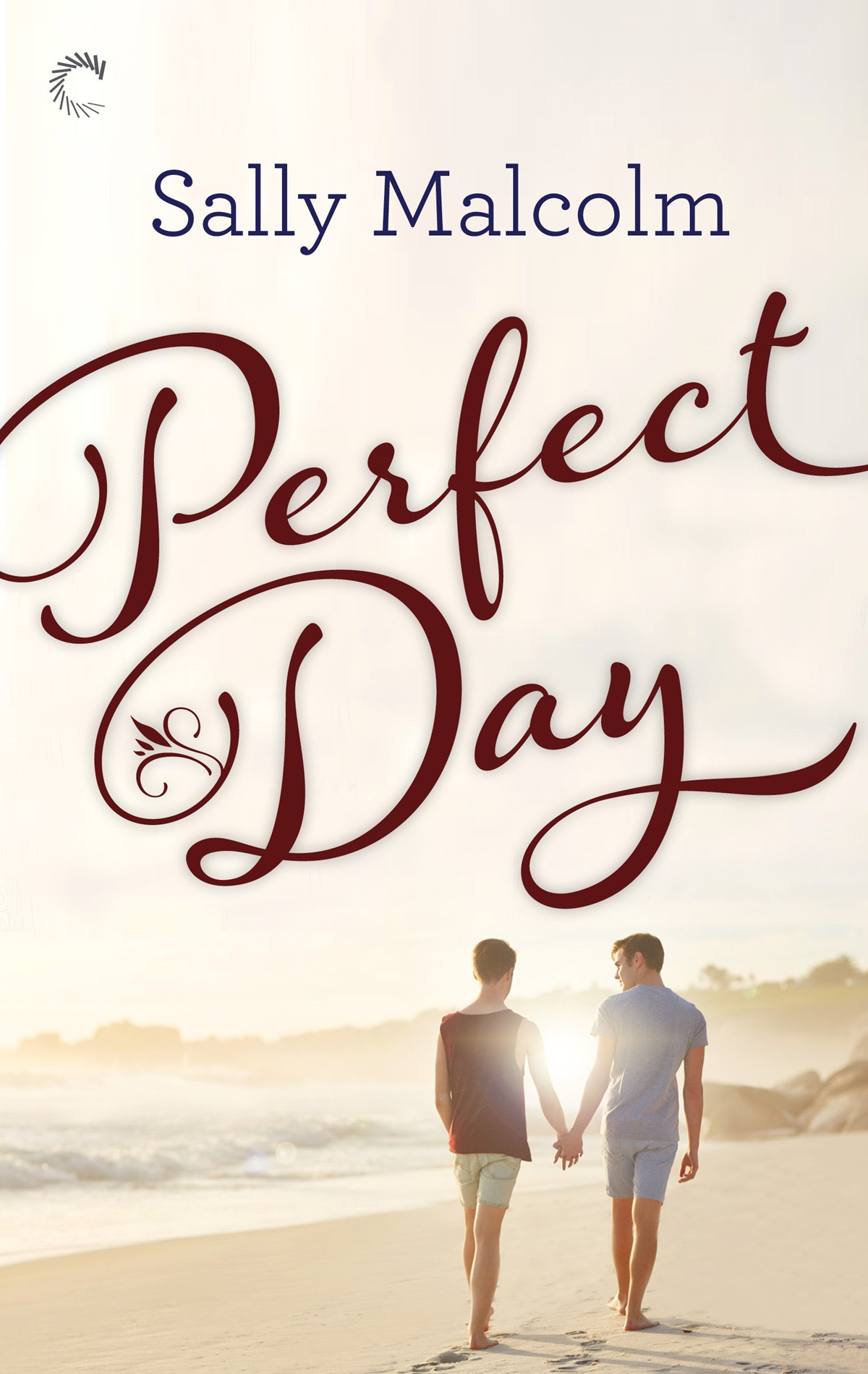 Romances About Actors, cover of Perfect Day by Sally Malcolm, books
