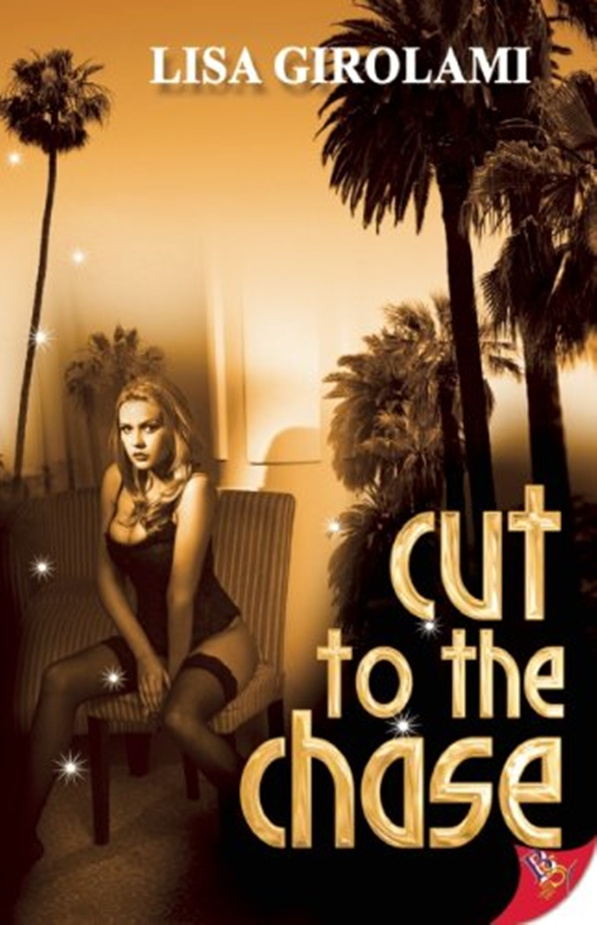 Romances About Actors, cover of Cut to the Chase by Lisa Girolami, books