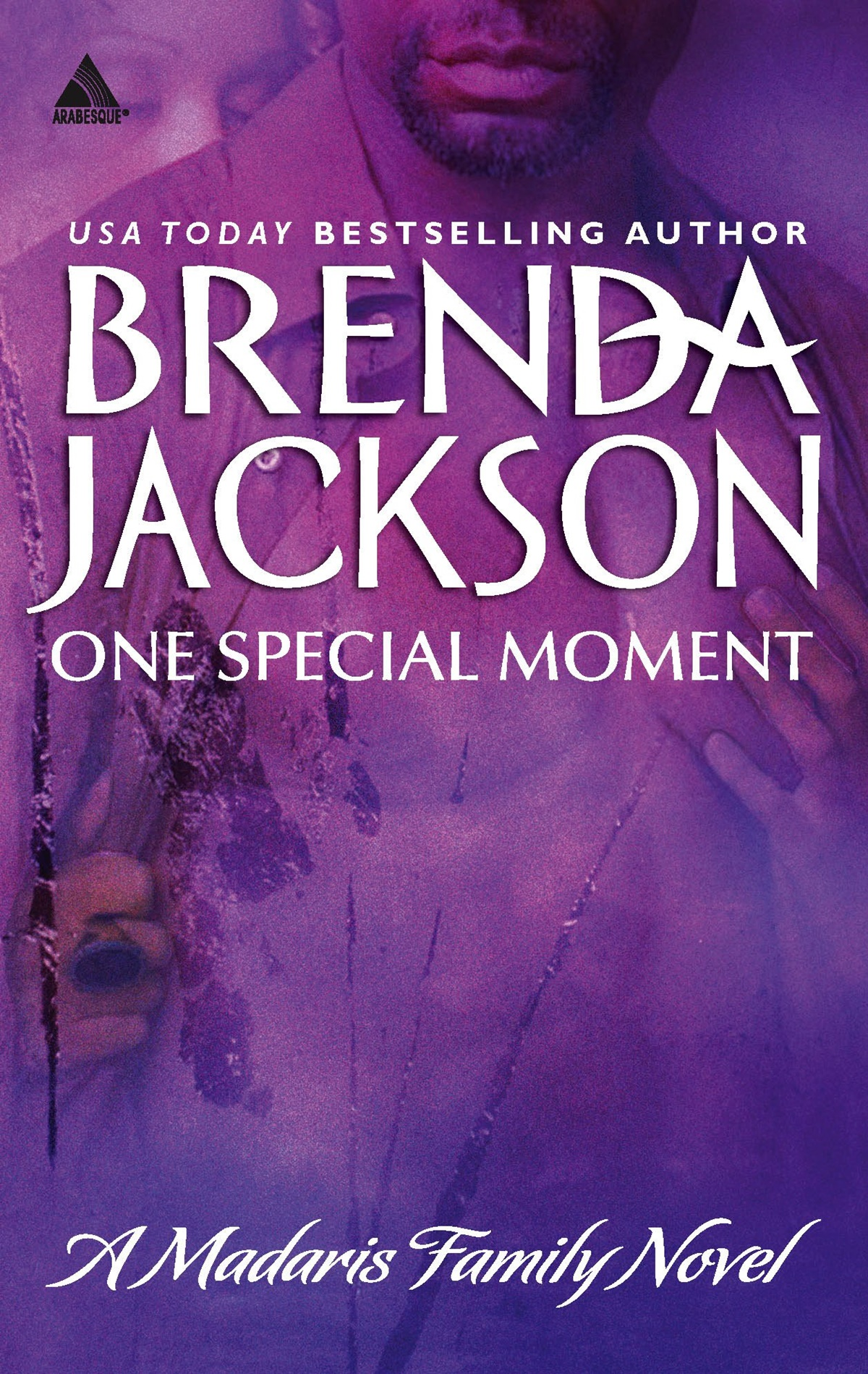 Romances About Actors, cover of One Special Moment by Brenda Jackson, books