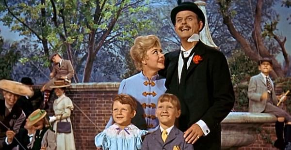 Mary Poppins, musical trivia, movies