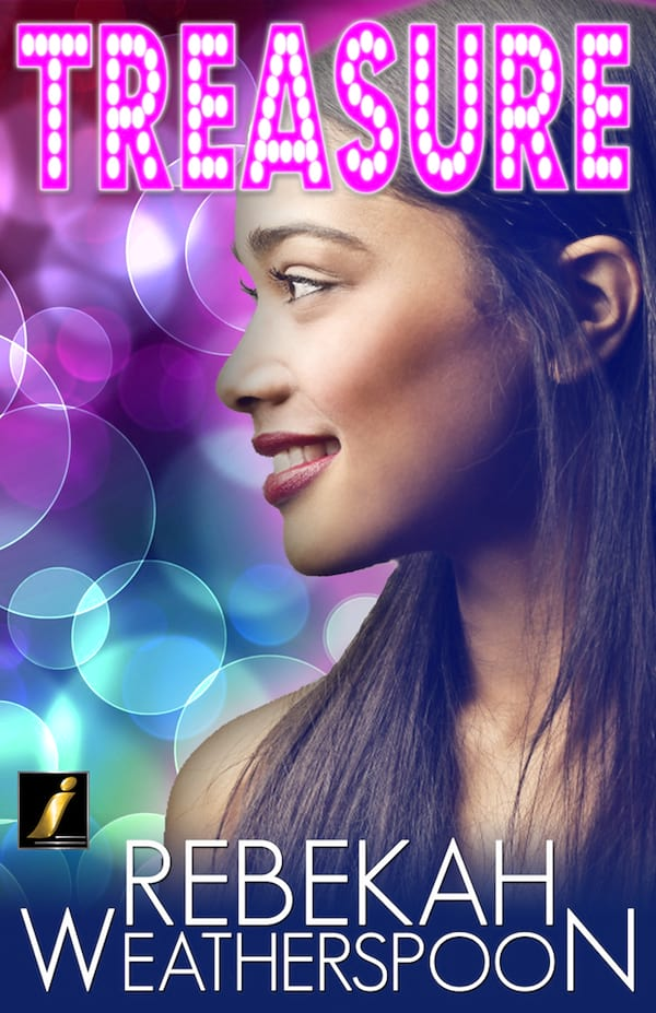 New Adult Romance Novels, cover of Treasure by Rebekah Weatherspoon, books