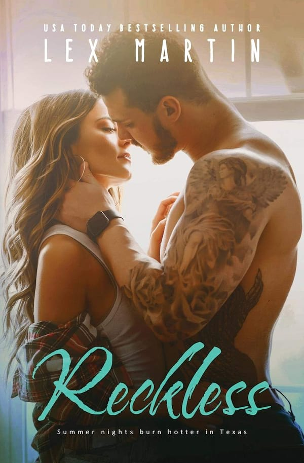 New Adult Romance Novels, cover of Reckless by Lex Martin, books, wdc-slideshow