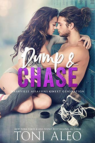 New Adult Romance Novels, cover of Dump of Chase by Toni Aleo, books