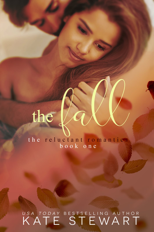 New Adult Romance Novels, cover of The Fall by Kate Stewart, books, wdc-slideshow