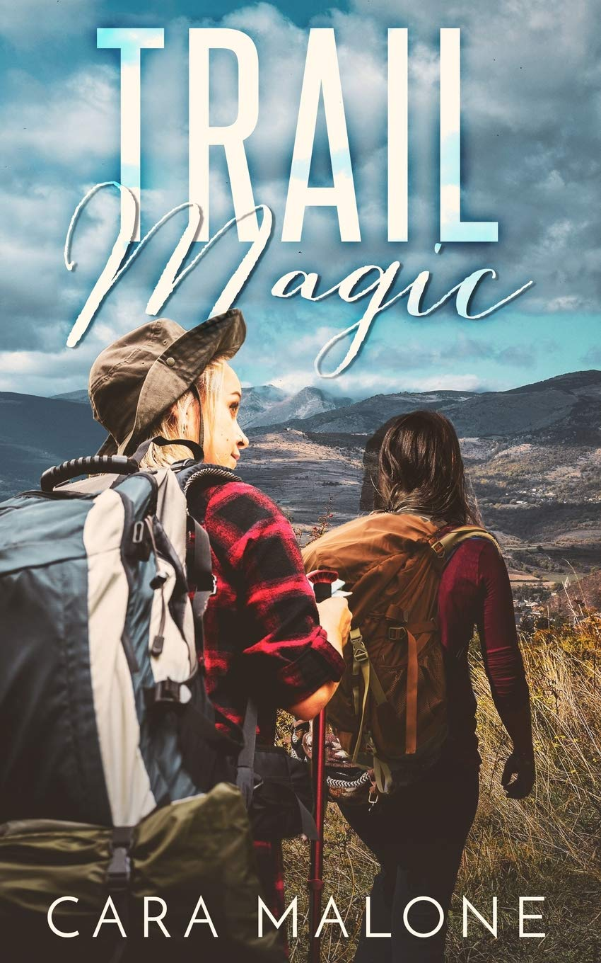 Adventure Romance Novels, cover of Trail Magic by Cara Malone, books, wdc-slideshow