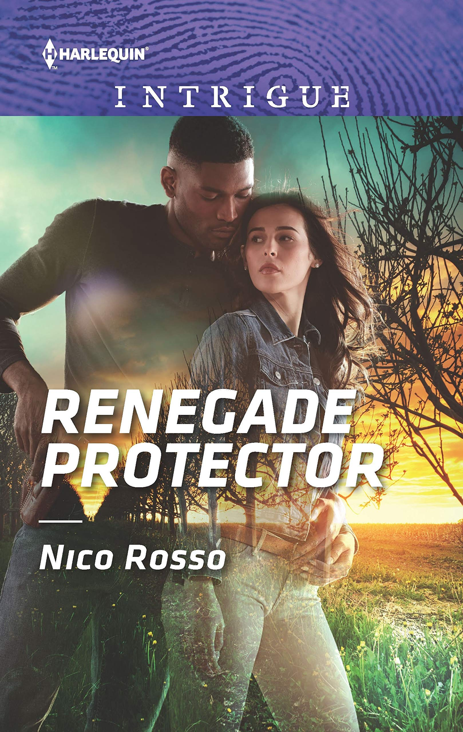 Adventure Romance Novels, cover of Renegade Protector by Nico Rosso, books