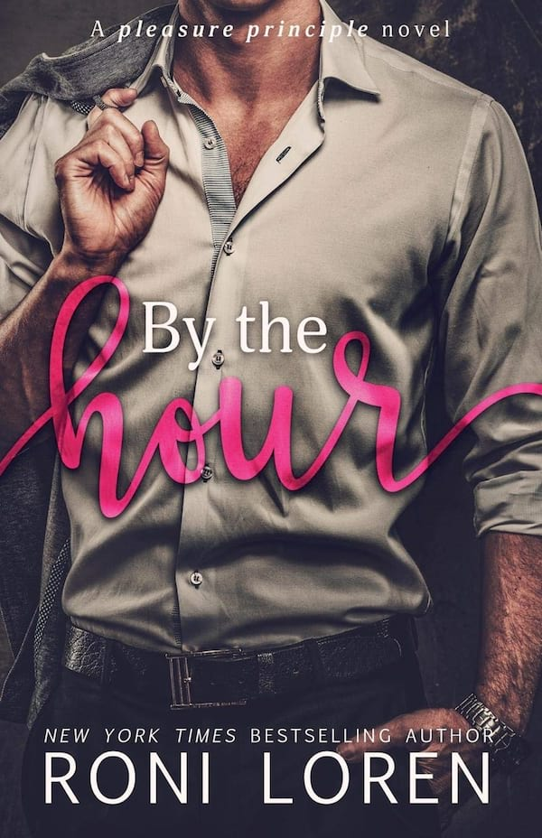 Doctor Romance Novels, cover of By the Hour by Rony Loren, books