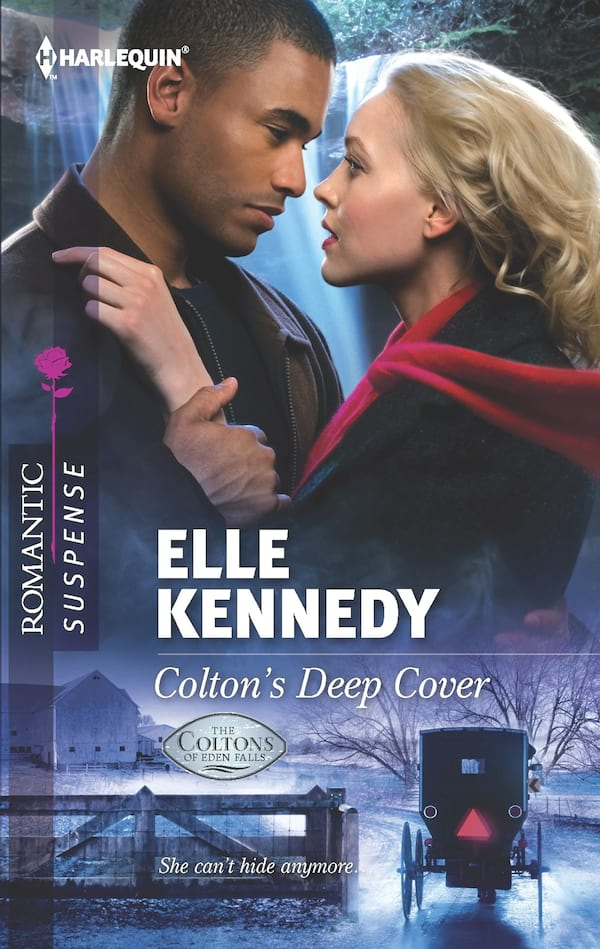 Doctor Romance Novels, cover of Colton's Deep Cover by Elle Kennedy, books