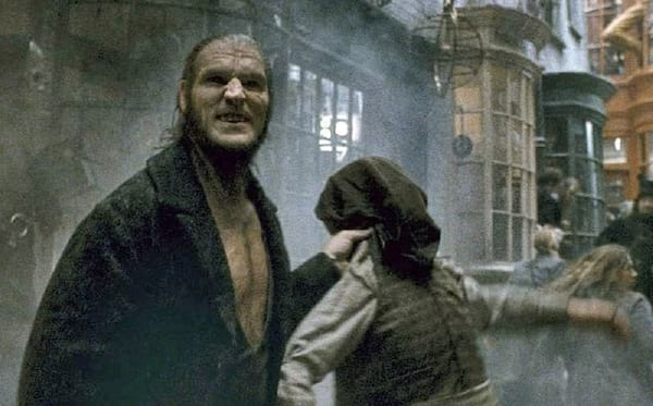 Fenrir Greyback, harry potter, movies