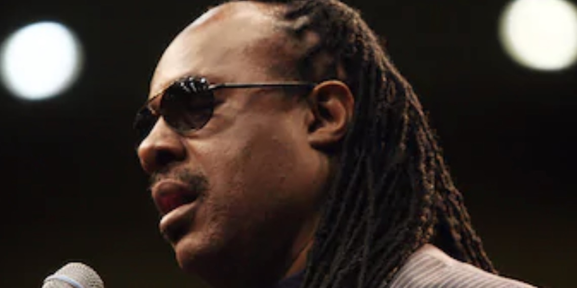 recent images of iconic singers, Music, Stevie Wonder