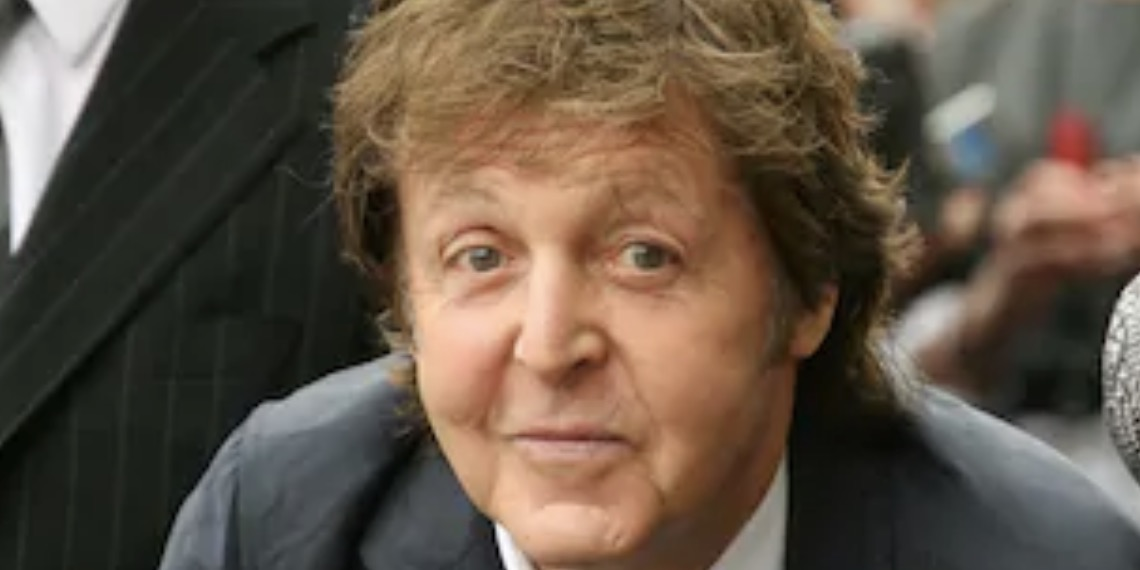recent images of iconic singers, Music, Paul McCartney