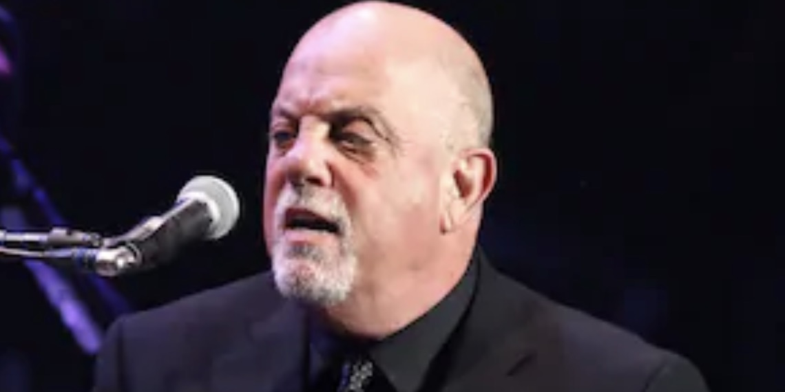 recent images of iconic singers, Music, Billy Joel