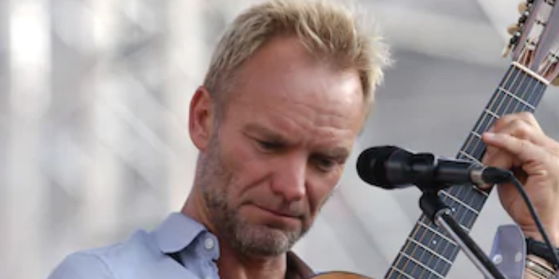 recent images of iconic singers, Music, Sting