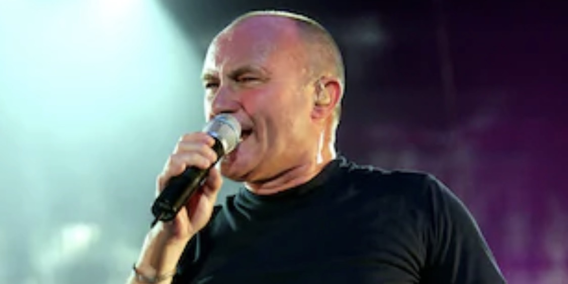 recent images of iconic singers, Music, phil collins